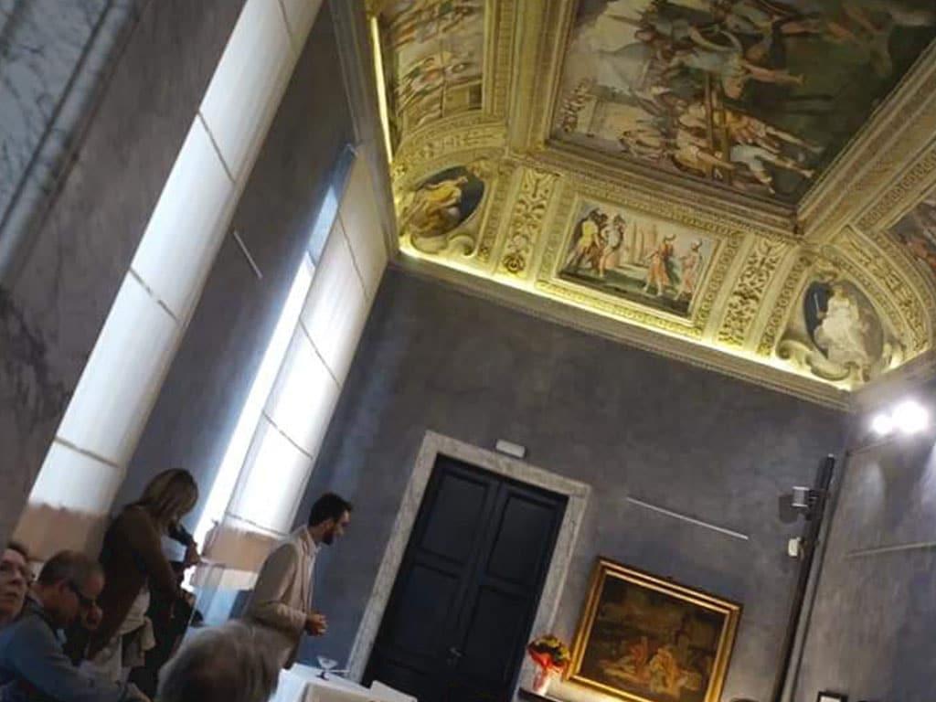 Palazzo Imperiale Location di Incipit Festival Festival Letterario a Genova